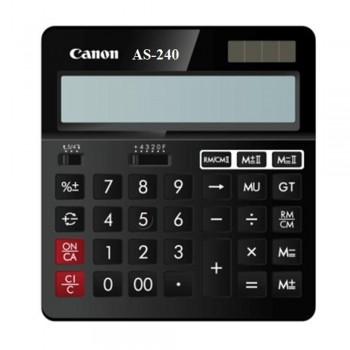 Canon AS-240 Desktop 14 Digits Calculator