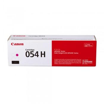 Canon 054H Magenta Toner Cartridge 2.3k