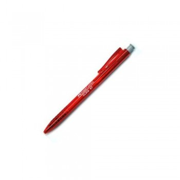 Faber Castell CLICK X7 - 0.7mm Red (Item No: A02-01 CLK0.7RD) A1R1B9
