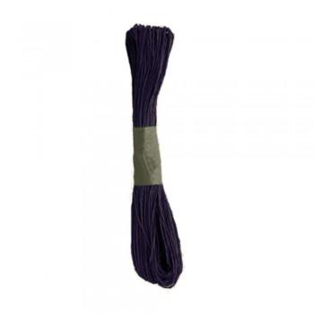 Colorful Paper Rope 25meters - Purple