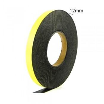 Double Sided Eva Foam Tape (Black) - 12mm X 8m
