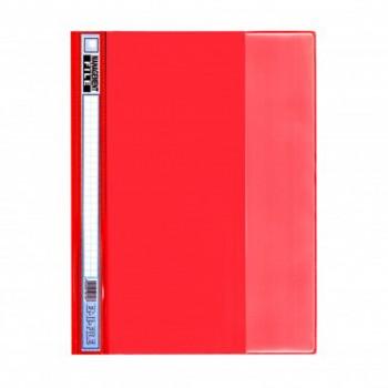 EMI 1807 Management File (Red)