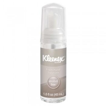 Kleenex® Alcohol Free Foam Hand Sanitizer