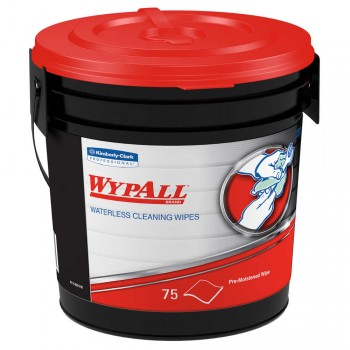 WYPALL® WATERLESS CLEANING WIPES
