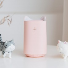COOKIE Mosquito Killer Lamp - PINK Cat Design - USB Charging Electric Mosquito Dispeller Radiation, Silent Mosquito Killer for Home and Outdoor Garden