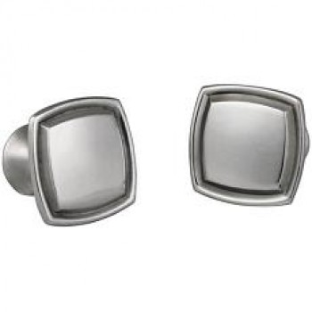 Royal Selangor ~ Cufflinks Facet Shield Men's Acc 7578R
