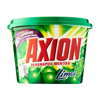 Axion Lime Dishwashing Paste 750g