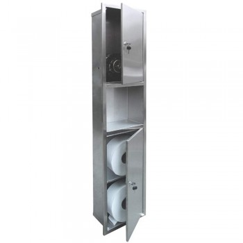 Dryer with Storage Cabinet PTD-200/SS (Item No: F13-123)