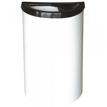 Fibreglass Semi Round Bin BLUE SEA45 (Item No: G01-188)