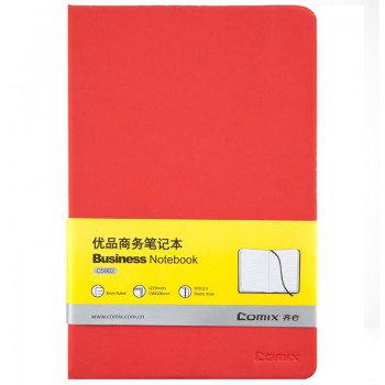 Comix Notebooks A5 C5902 Red