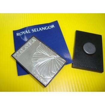 Royal Selangor ~ Fridge Magnet Bunga Raya 7668R