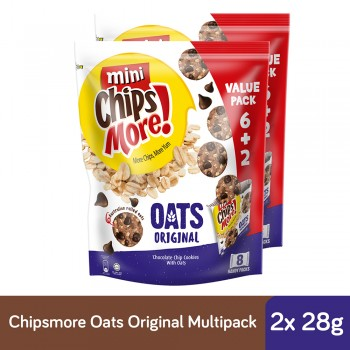 Chipsmore Oats Original Multipack (224g x 2)