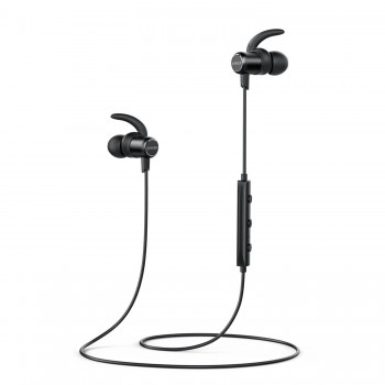 Anker SoundBuds Slim Wireless Headphones (Black)