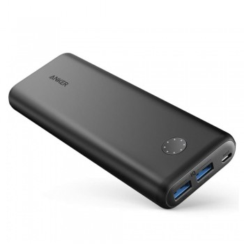 Anker A1260 PowerCore II 20000 B2C Power Bank - UN Black 1 (848061066197)