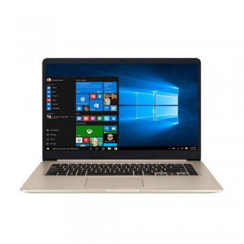 "Asus Vivobook A407U-ABV363T 14"" HD Laptop - i3-8130U, 4gb ddr4, 1tb hdd, Intel, W10, Gold"