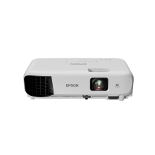 Epson EB-E10 XGA 3LCD Projector (with Free Soft Carrying Case)