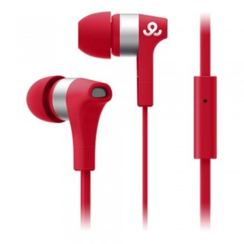 GO GEAR In-Ear Headphones Turbos - Red