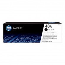 HP 48A Black Original LaserJet Toner Cartridge (CF248A)