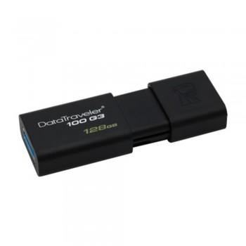 Kingston DT100G3 128GB USB 3.0 Thumbdrive