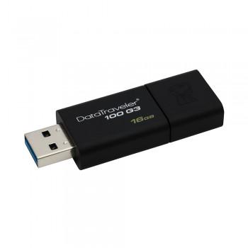 Kingston DT100G3 16GB USB 3.0 Thumbdrive