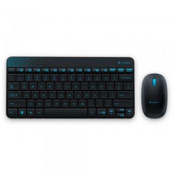 Logitech Wireless Combo MK240 - Black