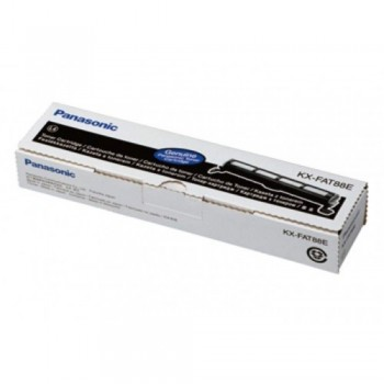 Panasonic KX-FAT88E Black Toner Cartridge