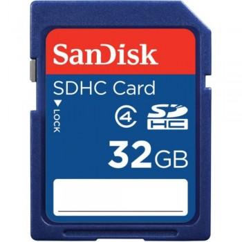 SanDisk Class4 SDHC Memory Card - 32GB (Item: SDSDB-032G-B35)