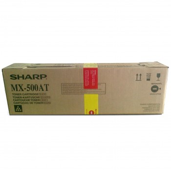 Sharp MX-500AT Black Toner Cartridge