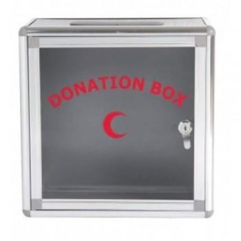 Donation Box WB625 - 32H x 32W x 16D cm (Item No: G04-15) A6R1B7