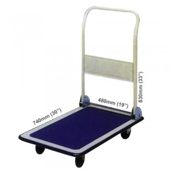 Mystar Platform Trolley MS-201 - 150KG Loading Capacity (Item No: G05-66)A6R1B25
