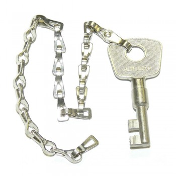Amano Station Key No.14 - Use for PR600 Watchman Clock