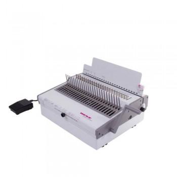 RENZ Combi ComfortPlus Electric Plastic Punching & Manual Binding Machine