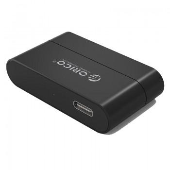"Orico 20UTS USB3.0 to 2.5"" SATA Hard Drive/SSD Adapter Kit - Black"