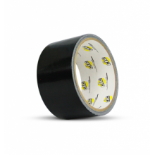 CIC Cloth Tape Black - 48mm x 6yards