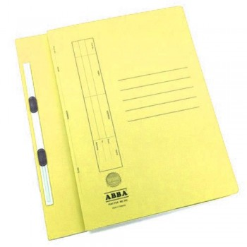 ABBA Manila Flat File NO. 350 - Yellow
