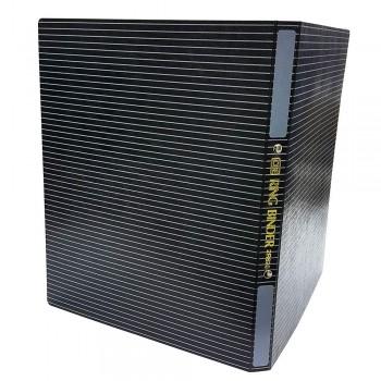 CBE 2R620 2-0 PP Ring File (A4) Black