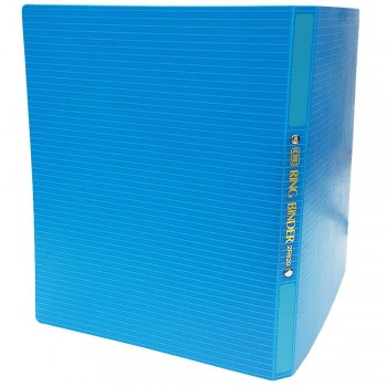 CBE 2R620 2-0 PP Ring File (A4) Blue