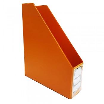 "CBE 412 3"" PVC Box File (A4)-orange (Item No: B10-114) A1R5B78"