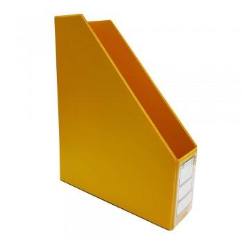 "CBE 412 3"" PVC Box File (A4)-yellow (Item No: B10-114) A1R5B78"