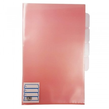 CBE 803F PP Document Holder (F4)-red (Item No: B10-101) A1R3B146