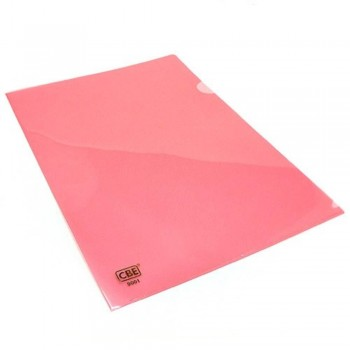 CBE 9001 L-Shape Document Holder A4 - Red (Item No: B10-08 RD) A1R1B91