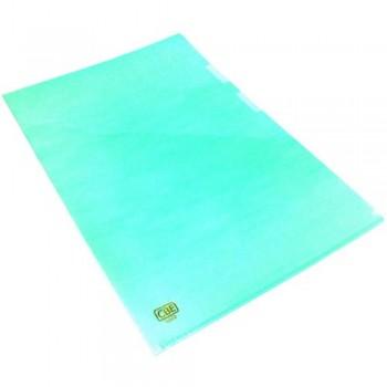 CBE 9002 Document Holder F4 - Green (Item No: B10-09 GR) A1R3B172