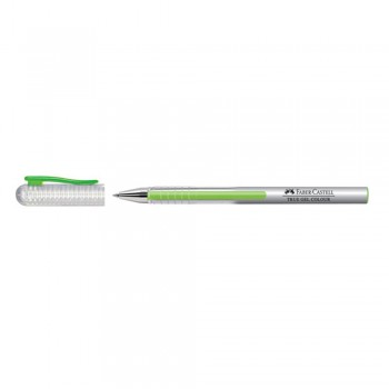 Faber Castell True Gel Pen 0.7mm Light Green (242662)