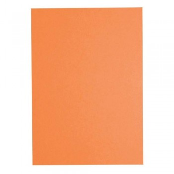 Fluorescent Colour A4 80gsm Paper CS371 - Cyber Orange (Item No: C01-04 CY.OR) A5R1B6