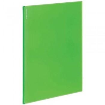 Kokuyo Novita Alpha 12 Pocket Refill - Light Green