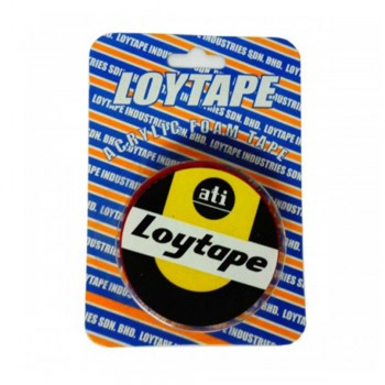 Acrylic Foam Tape Clear (18mm X 1m)