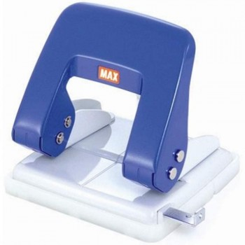 Max Puncher DP-F2DN(1-28sheets),D/BLUE (Item No: B07-10BL)