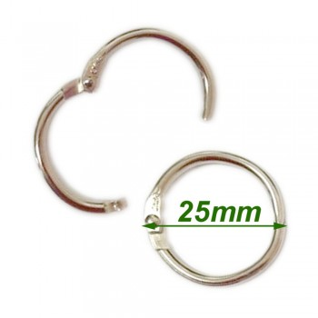 Card Ring 25mm 10pcs/pkt