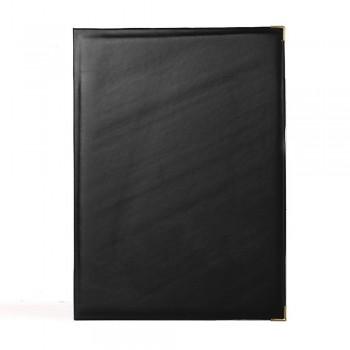 1170A Certificate Holder (with sponge) - Black