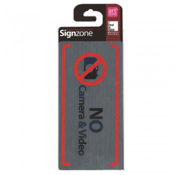 Signzone P&S Metallic -95190 NoCam&Video (Item No: R01-66)